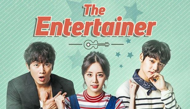 The Entertainer – K – Drama Paradise